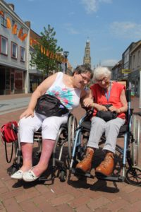 Mama en ik in Limburg